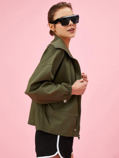 Легка куртка Koton модель 1YAL58001IW801 — фото - INTERTOP