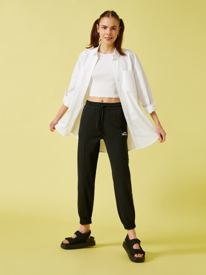 Спортивні штани Koton модель 1YAL48116IK999 — фото 2 - INTERTOP