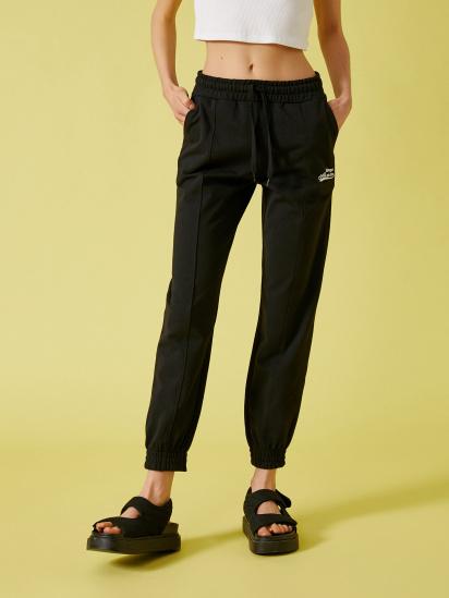 Спортивні штани Koton модель 1YAL48116IK999 — фото 3 - INTERTOP
