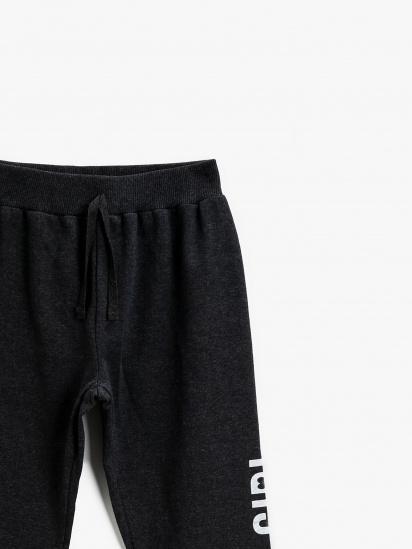 Спортивні штани Koton модель 2KKG47202OK045 — фото 3 - INTERTOP