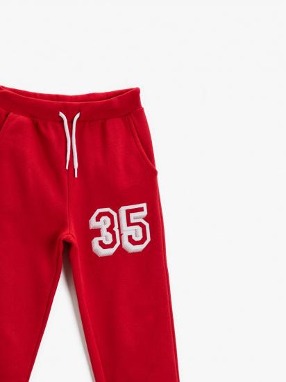 Спортивні штани Koton модель 2KKB46728TK420 — фото 3 - INTERTOP