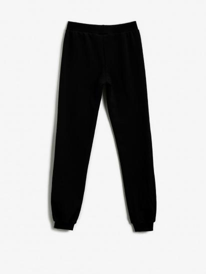 Спортивні штани Koton модель 2KKG47316OK999 — фото 2 - INTERTOP