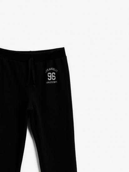 Спортивні штани Koton модель 2KKG47316OK999 — фото 3 - INTERTOP