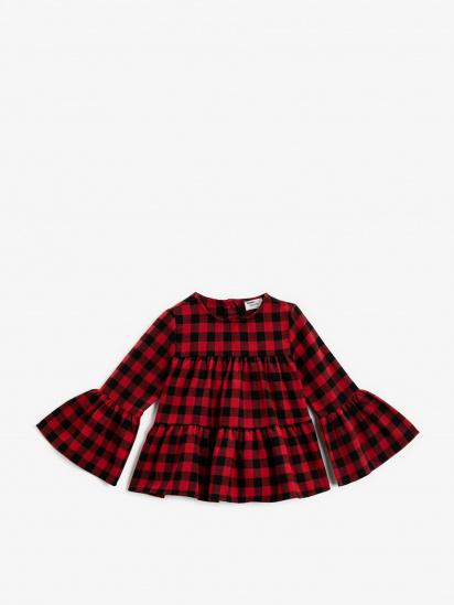 Блуза з довгим рукавом Koton модель 2KKG67230OW01P — фото - INTERTOP
