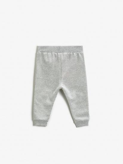 Спортивні штани Koton модель 2KMG49260OKKRM — фото 2 - INTERTOP