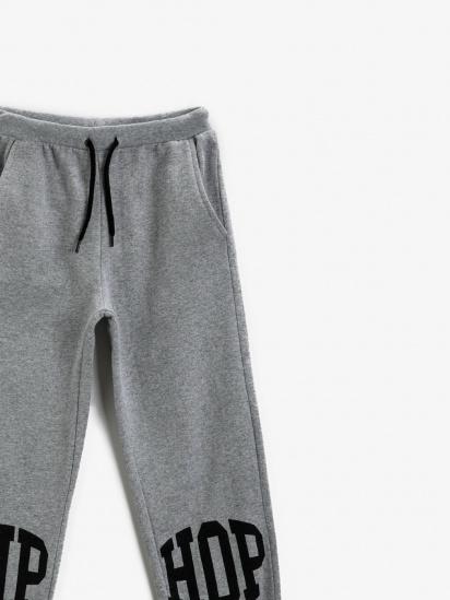 Спортивні штани Koton модель 2KKB46005TK023 — фото 3 - INTERTOP