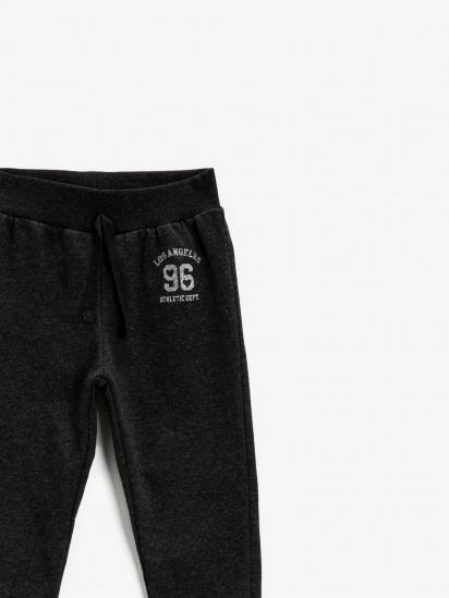 Спортивні штани Koton модель 2KKG47316OK045 — фото 3 - INTERTOP
