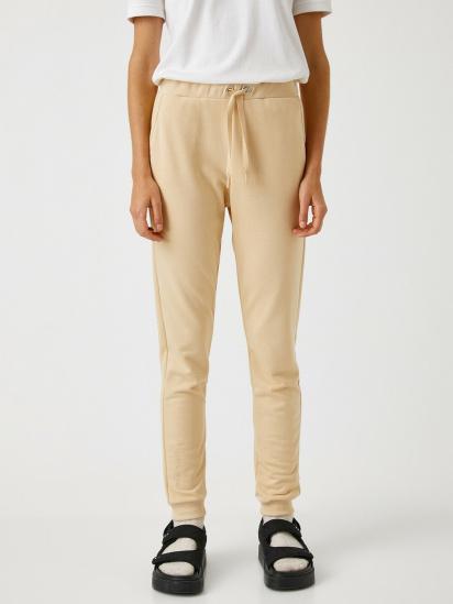 Спортивні штани Koton модель 2KAL48011UK054 — фото 2 - INTERTOP