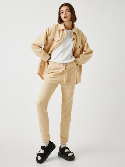 Спортивні штани Koton модель 2KAL48011UK054 — фото 6 - INTERTOP
