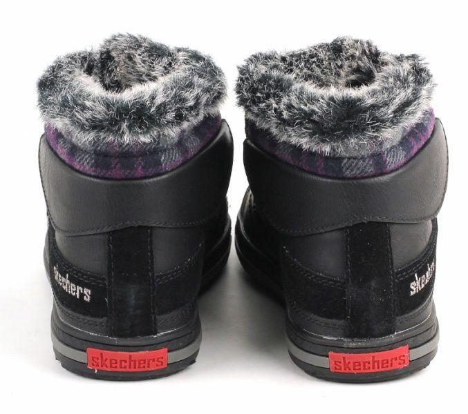 Ботинки для женщин Skechers 47971 BLK купить обувь, 2017