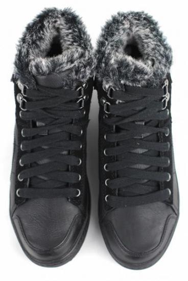 Ботинки для женщин Skechers 47971 BLK брендовая обувь, 2017