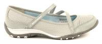 Полуботинки для женщин Skechers 22156 GRY брендовая обувь, 2017