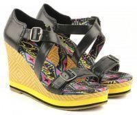Босоножки для женщин Skechers KW3219 брендовая обувь, 2017