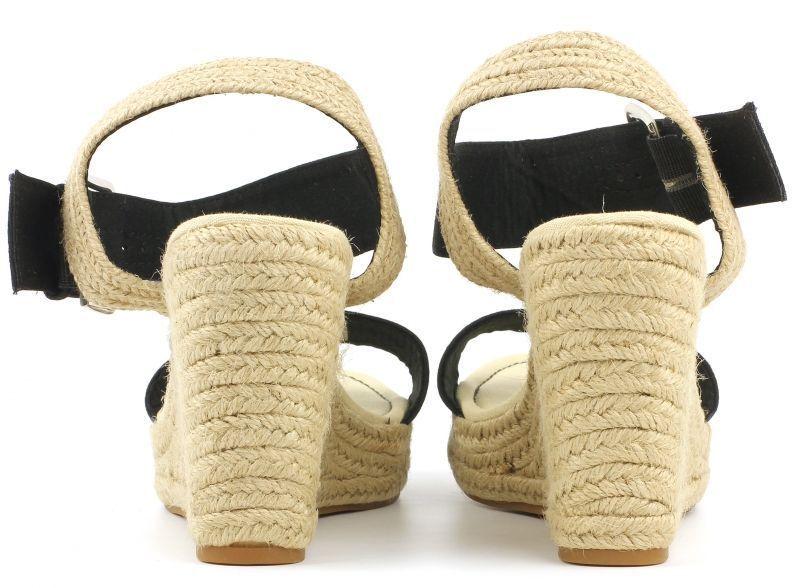 Босоножки для женщин Skechers 38165 BLK брендовая обувь, 2017