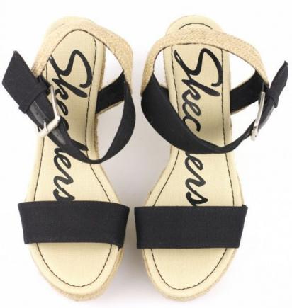 Босоножки для женщин Skechers 38165 BLK размеры обуви, 2017