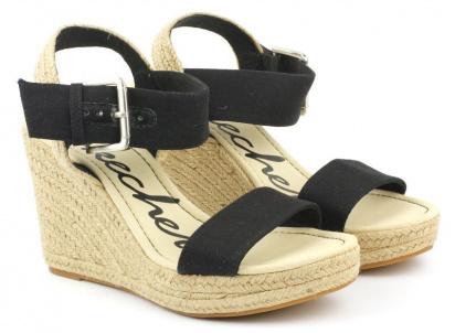 Босоножки для женщин Skechers 38165 BLK купить обувь, 2017