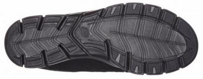 Кросівки  для жінок Skechers 22169 BLK брендове взуття, 2017