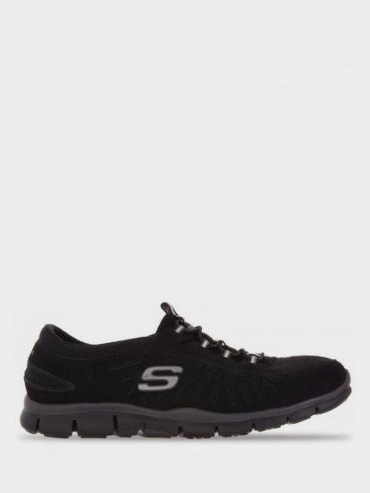 Кросівки  для жінок Skechers 22169 BLK модне взуття, 2017