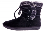 Сапоги для женщин Skechers 48005 BLK модная обувь, 2017