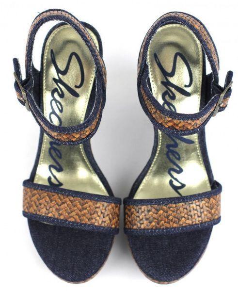 Босоножки для женщин Skechers KW3386 брендовая обувь, 2017