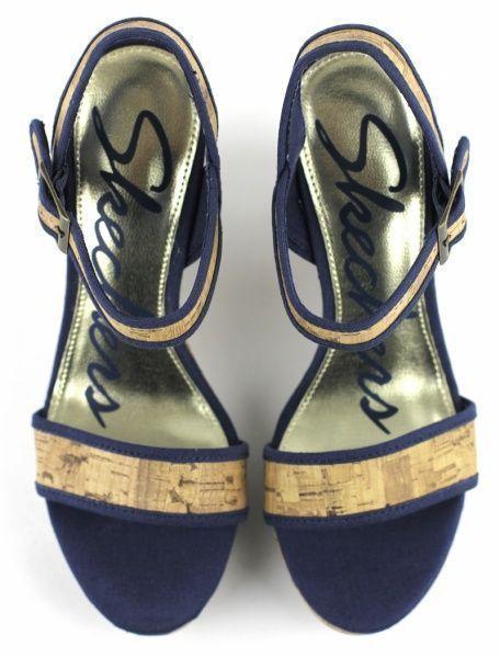 Босоножки для женщин Skechers KW3387 брендовая обувь, 2017