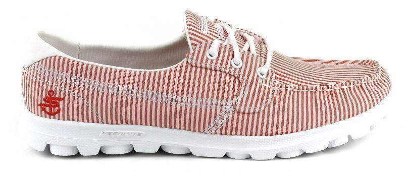 Купить Мокасины женские Skechers On-The-Go-Womens KW3441, Красный