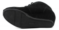 Ботинки для женщин Skechers 48576 BLK , 2017