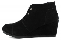 Ботинки для женщин Skechers 48576 BLK размеры обуви, 2017