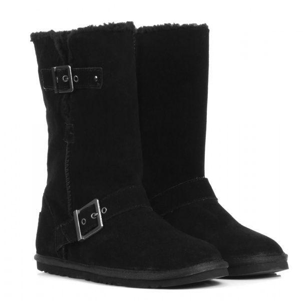 Сапоги для женщин Skechers 48331 BLK купить обувь, 2017