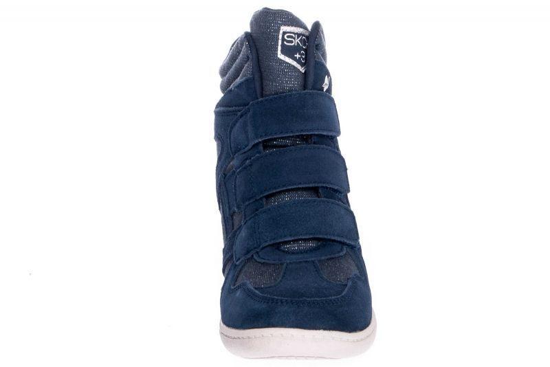 Ботинки для женщин Skechers 48557 NVY брендовая обувь, 2017
