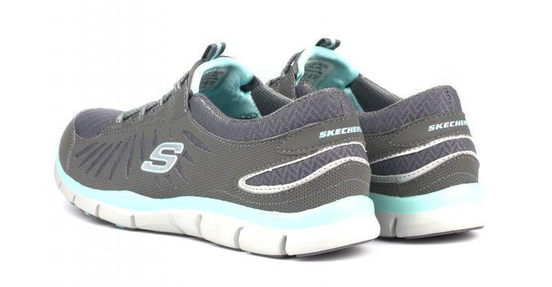 Кроссовки женские Skechers SPORT ACTIVE 22169 CCAQ брендовая обувь, 2017