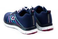 Кроссовки женские Skechers SPORT WOMENS 11885 NVMT брендовая обувь, 2017