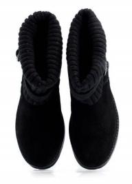 Сапоги для женщин Skechers 48625 BLK брендовая обувь, 2017