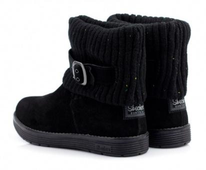 Сапоги для женщин Skechers 48625 BLK купить обувь, 2017