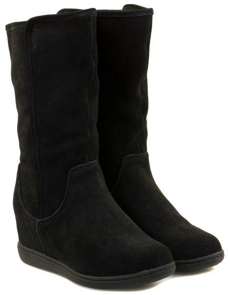 Купить Сапоги для женщин Skechers KW3630, Черный