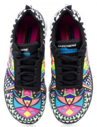 Кросівки  для жінок Skechers 12449 BKMT замовити, 2017