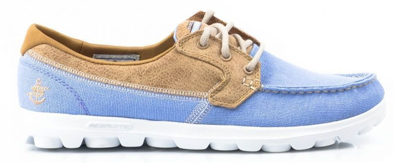 Мокасины женские Skechers KW3655 размерная сетка обуви, 2017
