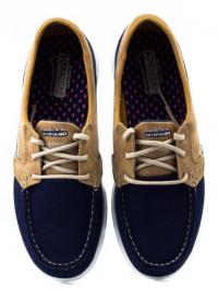 Мокасини  для жінок Skechers 13840 NVY купити взуття, 2017