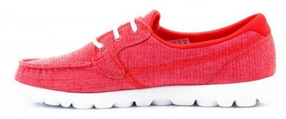 Мокасини  для жінок Skechers 13841 RED купити взуття, 2017