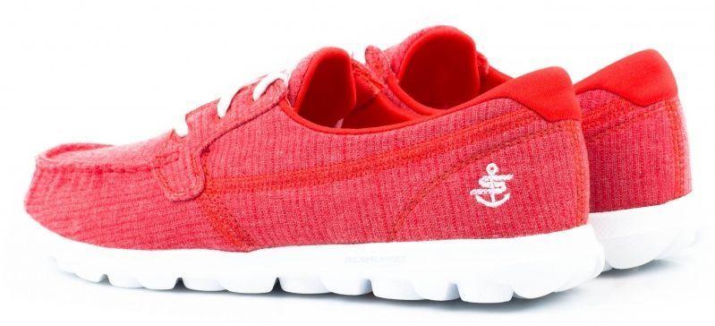 Мокасини  для жінок Skechers 13841 RED розміри взуття, 2017