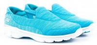 Сліпони  для жінок Skechers 14046 TURQ модне взуття, 2017
