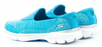 Сліпони  для жінок Skechers 14046 TURQ розміри взуття, 2017