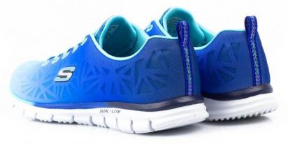 Кросівки  для жінок Skechers 22715 NVBL купити взуття, 2017