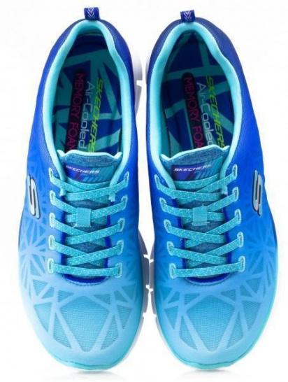 Кросівки  для жінок Skechers 22715 NVBL замовити, 2017