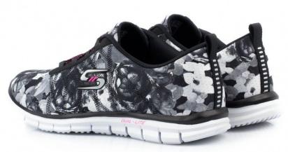 Кросівки  для жінок Skechers 22724 BKW розміри взуття, 2017