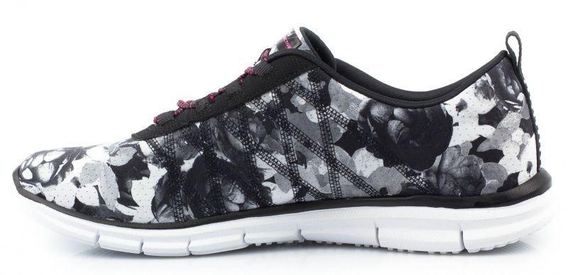 Кросівки  для жінок Skechers 22724 BKW купити взуття, 2017