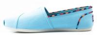 Сліпони  для жінок Skechers 34220 AQUA купити взуття, 2017
