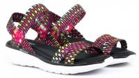 Босоніжки  для жінок Skechers 38597 BKMT купити взуття, 2017
