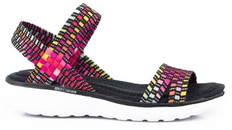 Босоніжки  для жінок Skechers 38597 BKMT брендове взуття, 2017