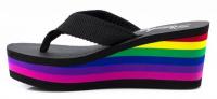 В'єтнамки  для жінок Skechers 38664 BLK брендове взуття, 2017